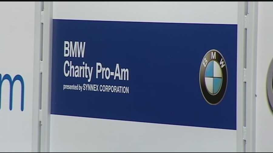 The BMW Charity Pro-Am presented by Synnex will take place Thursday May 14th through Sunday, May 17th.