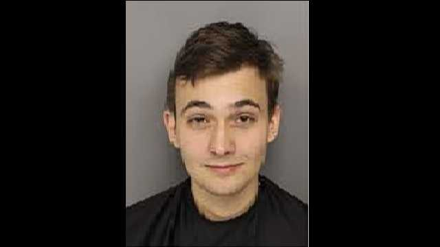 Benjamin Slezak: Charged with making bomb threat
