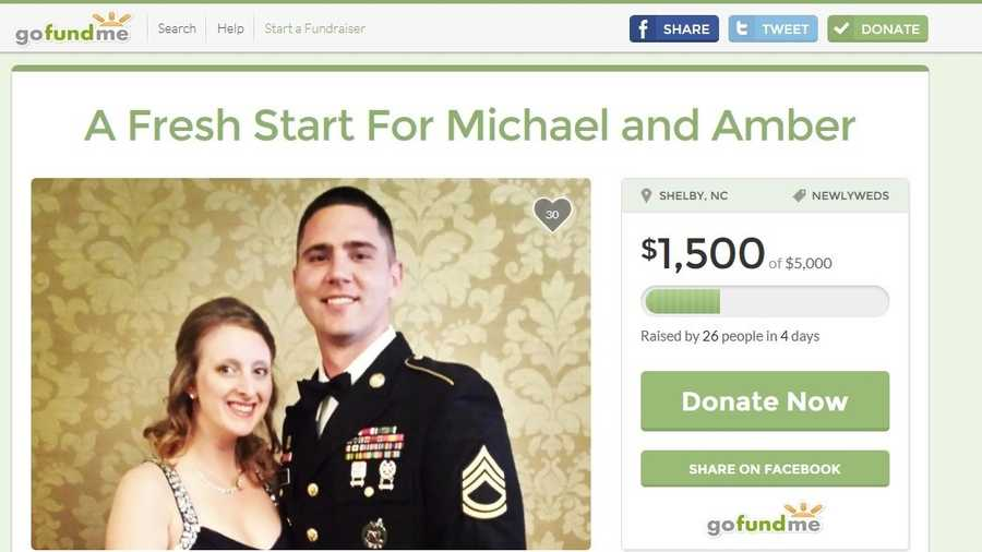 The sister of Dylann Roof has posted a GoFundMe page asking for help paying for her wedding, canceled after the Charleston church shooting.