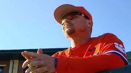 Monte Lee, Clemson Head Baseball Coach