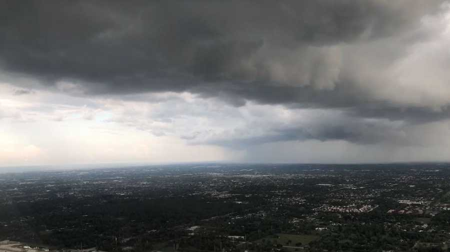 Severe Weather in Palm Beach County
