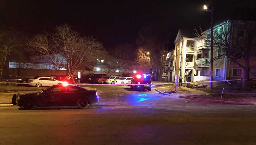 Jefferson Place Shooting