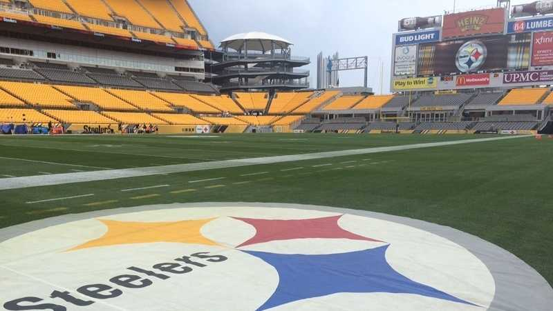 Heinz Field, home of the Steelers