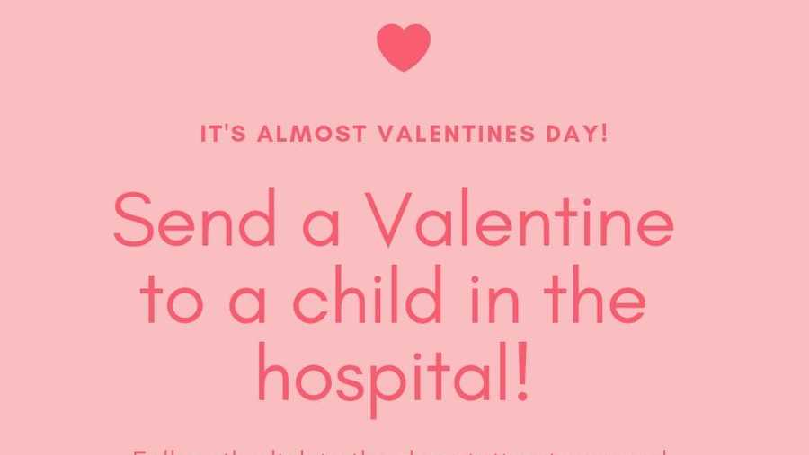 f452a2486d5b33 You can spread love this Valentine s Day to patients at The Children s  Hospital