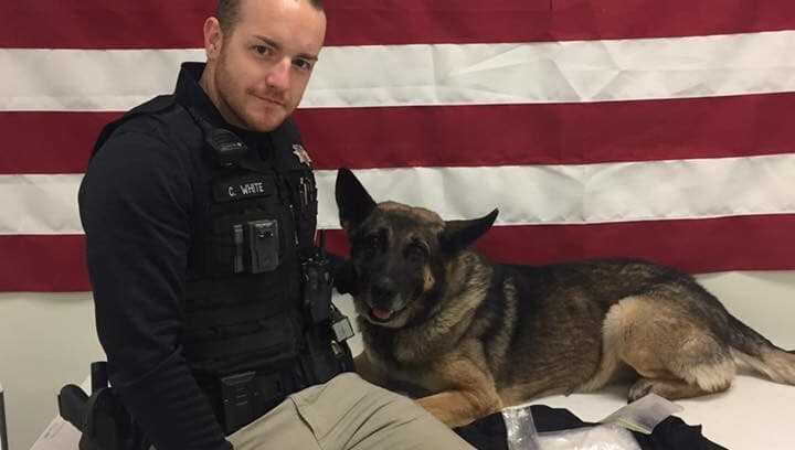 Oklahoma K9 officer passes away