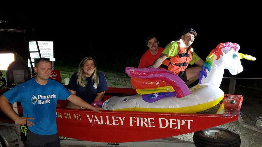 Valley Fire Department Facebook