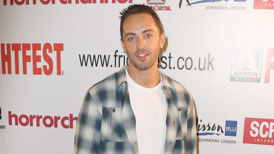 Actor Zachary Horwitz was arrested Tuesday for allegedly running a multimillion-dollar Ponzi scheme that involved raising funds from investors who thought their money was being used to buy and license film rights. In this file photo, Horwitz attends the Frightfest screening of 'Hell Is Where The Home Is' screening at Cineworld Leicester Square in London.