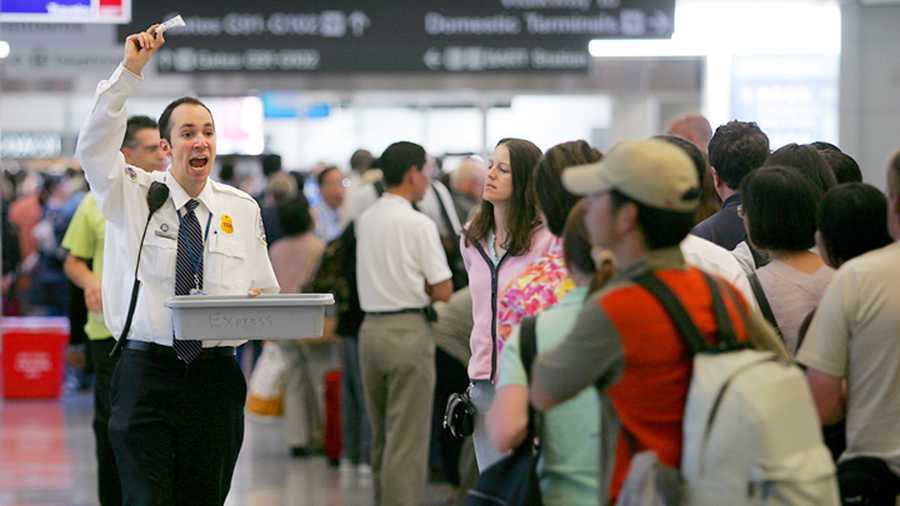 A written policy posted by airport police after California legalized marijuana in Jan. 2018 says small amounts may now be carried into one of the world's busiest airports.