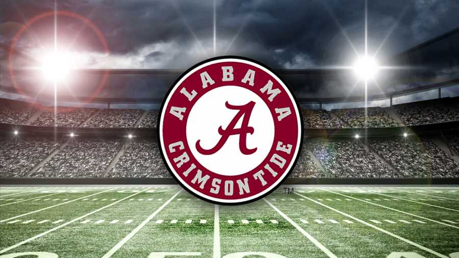 Alabama is rolling into another College Football Playoff championship game.