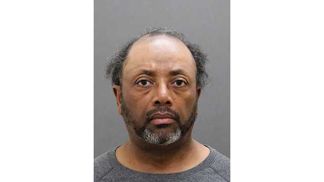 Roderick Griffin, 56, charged