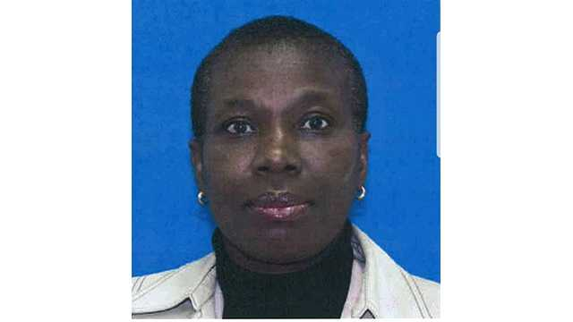 Aliu was last seen Feb. 21 in her Owings Mills home. She has not been heard from since.