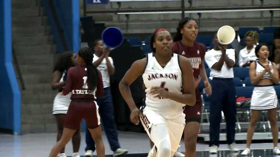 Ameysha Williams of Jackson State