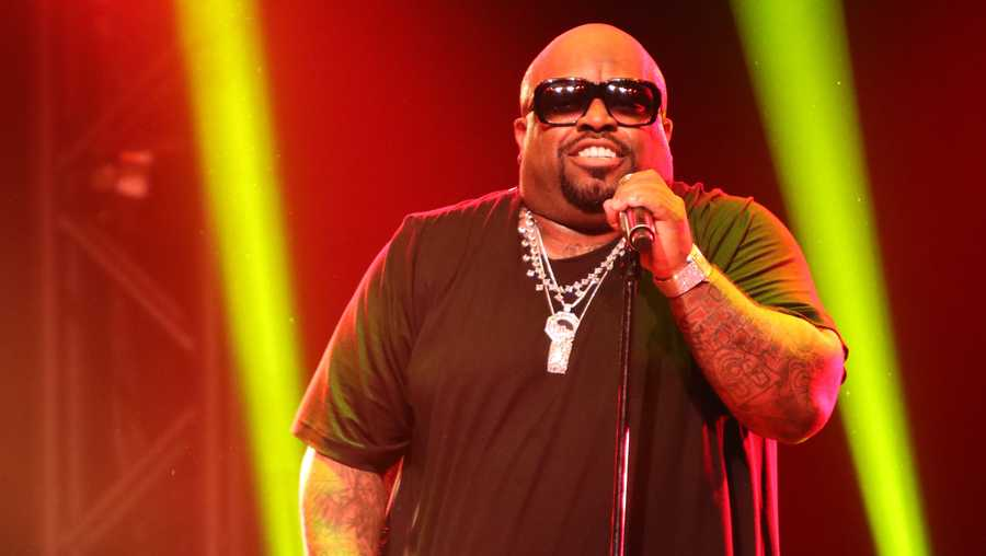 CeeLo Green performs at Terminal West on Thursday, March 3, 2016, in Atlanta.