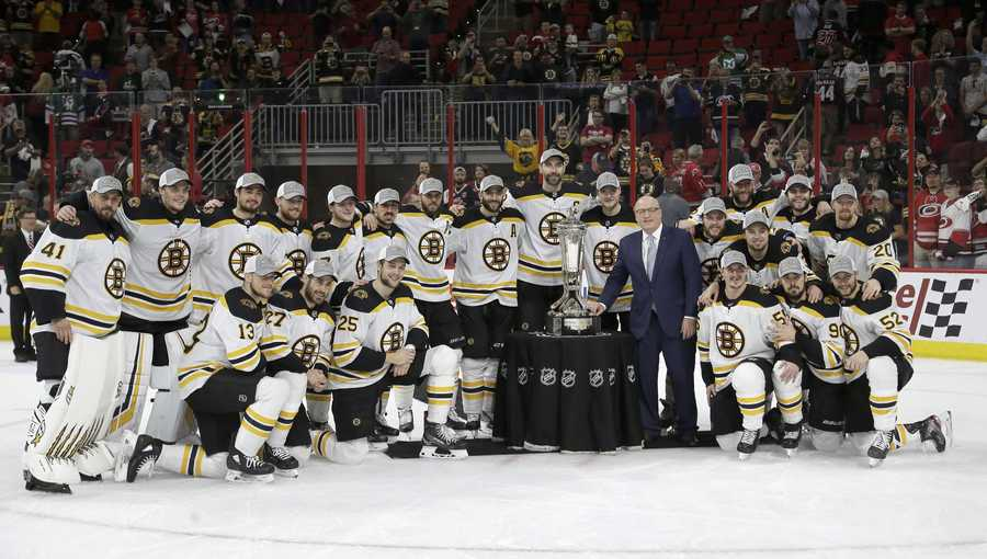Here S When The Nhl Stanley Cup Final For The Boston Bruins Will Begin