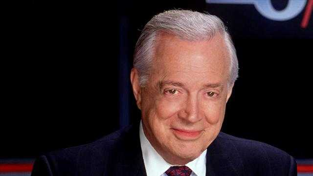 This undated headshot shows Hugh Downs, former ABC News anchor.