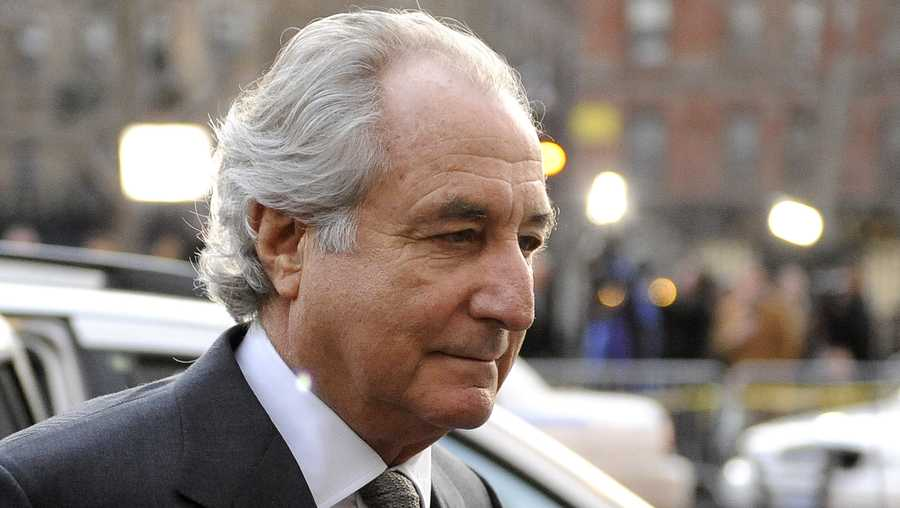Bernie Madoff wants President Trump to reduce his prison sentence.
