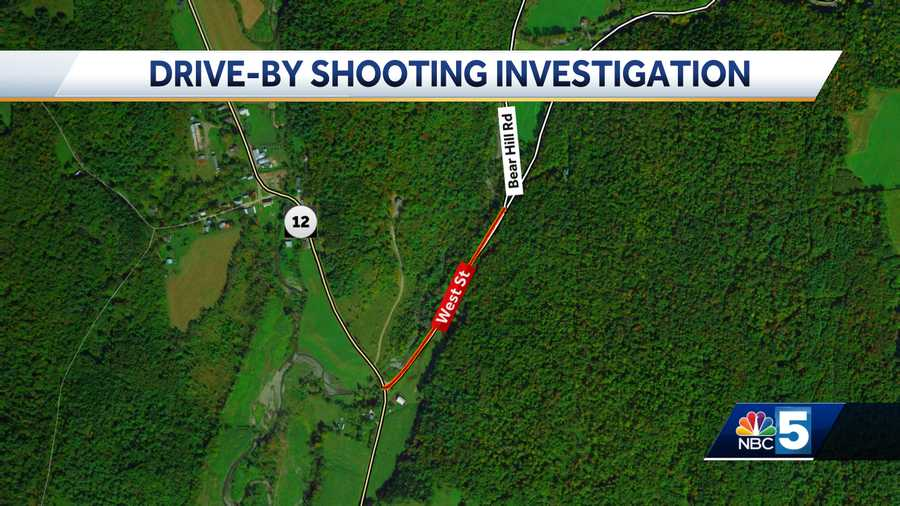 Drive-by shooting investigation underway in Braintree, Vt.