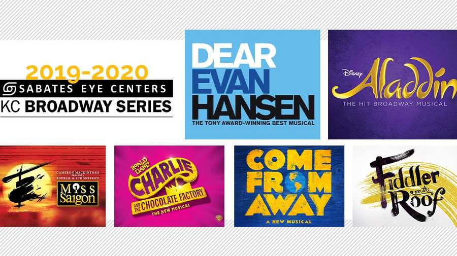 KC Broadway Series 2019-2020