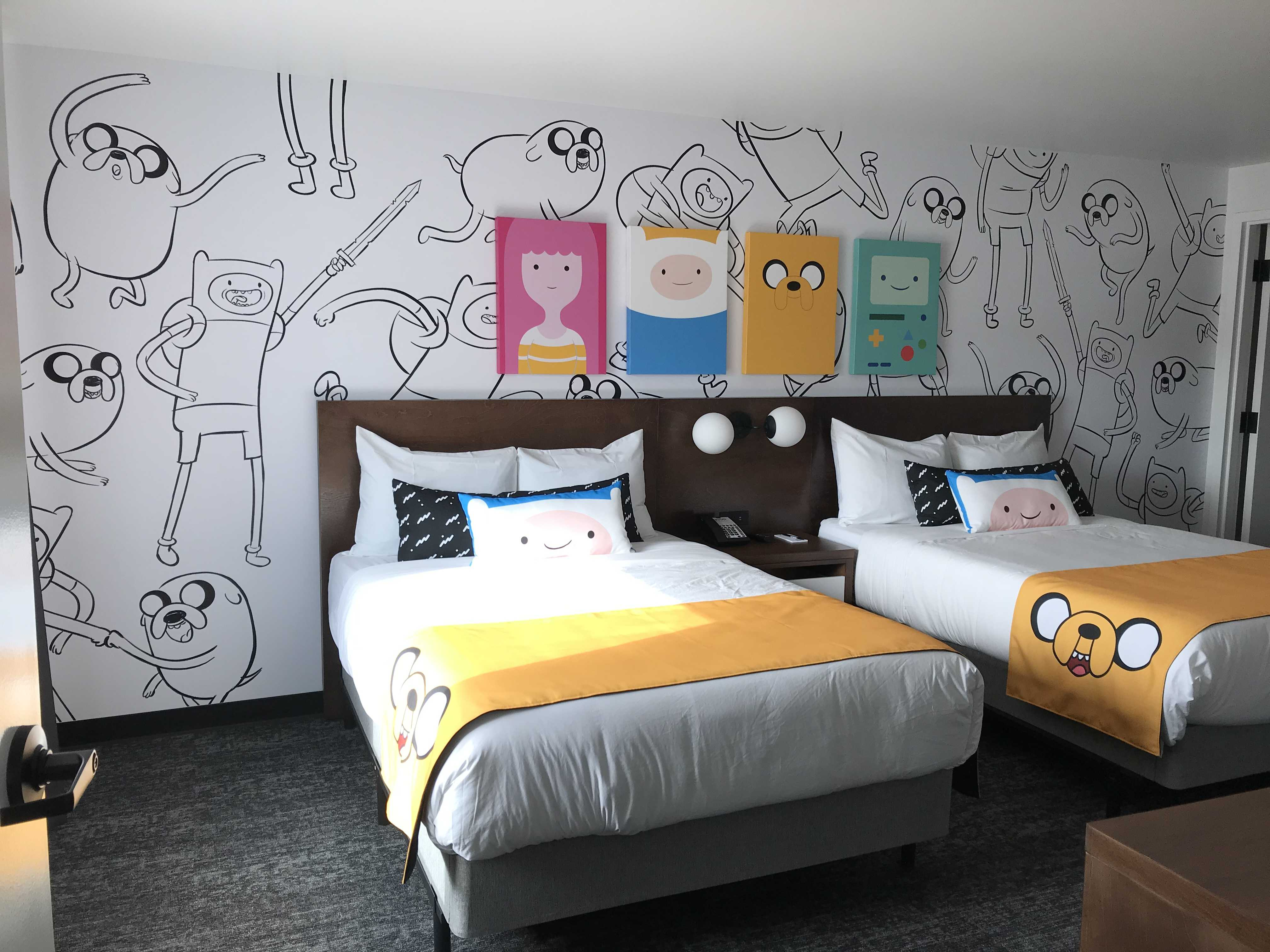Cartoon Network Hotel Opens In Lancaster County