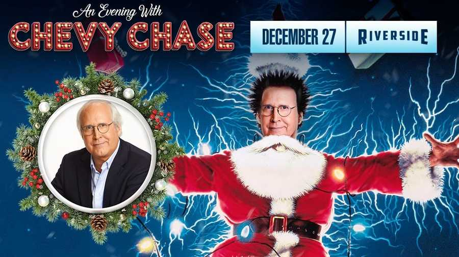 Chevy Chase at Riverside Theater