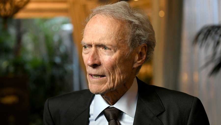 Clint Eastwood attends the 20th Annual AFI Awards at Four Seasons Hotel Los Angeles at Beverly Hills on January 03, 2020 in Los Angeles, California.