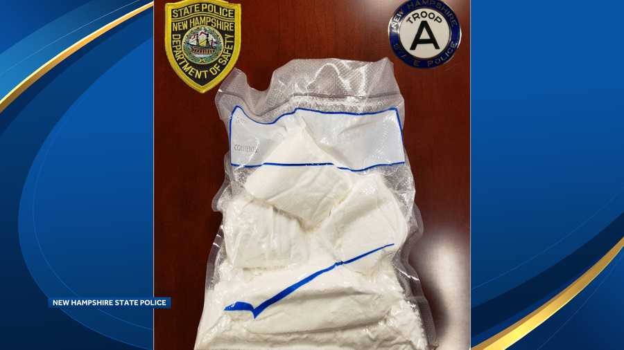 Over 1 lb. cocaine seized during Portsmouth traffic stop