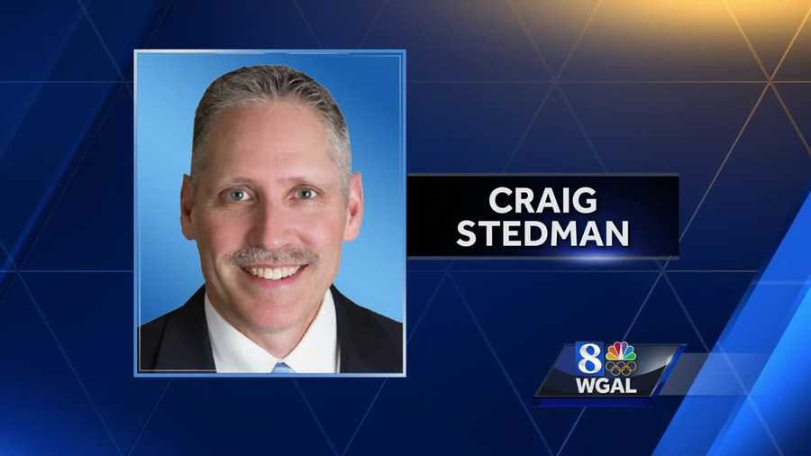 Lancaster County District Attorney Craig Stedman