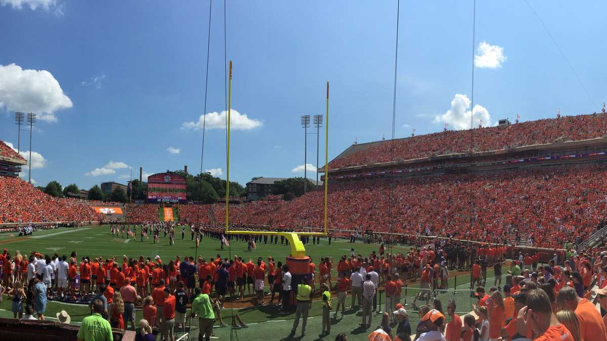 Homecoming Week: Where home is for Clemson football season ticket holders