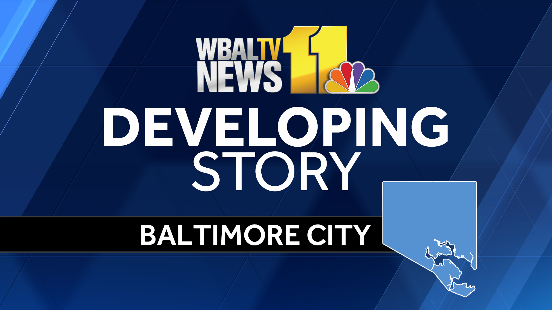 Developing Story Baltimore City