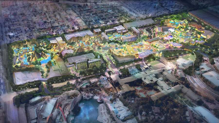 Disneyland plans expansion. The resort, which has been closed for more than a year because of the coronavirus pandemic, is reopening next month.