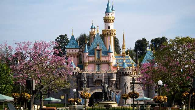 Disneyland in Southern California
