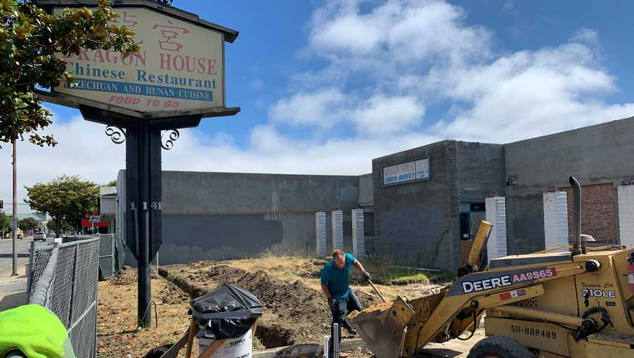 Dragon House restaurant will turn to office spaces