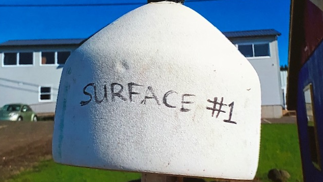 Surface #1