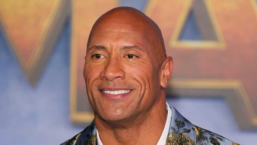 Dwayne Johnson says he's recovered from Covid-19.