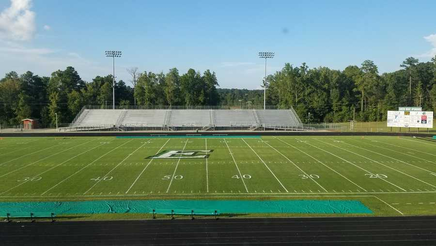 Easley High School Football Stadium