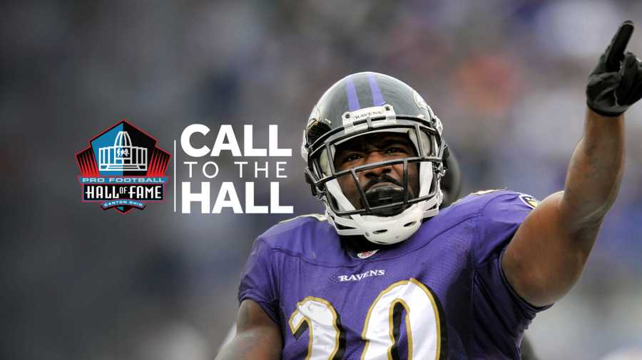 Ed Reed Call to the Hall