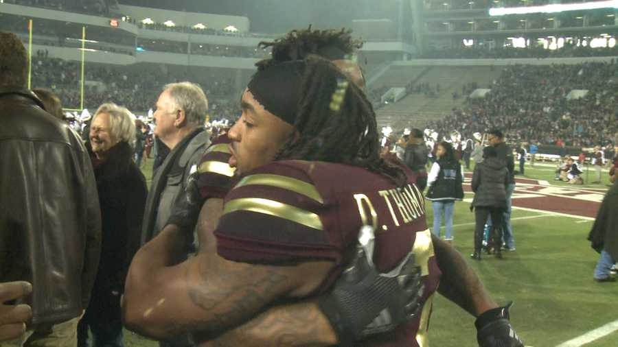 MSU Wins 92nd Egg Bowl