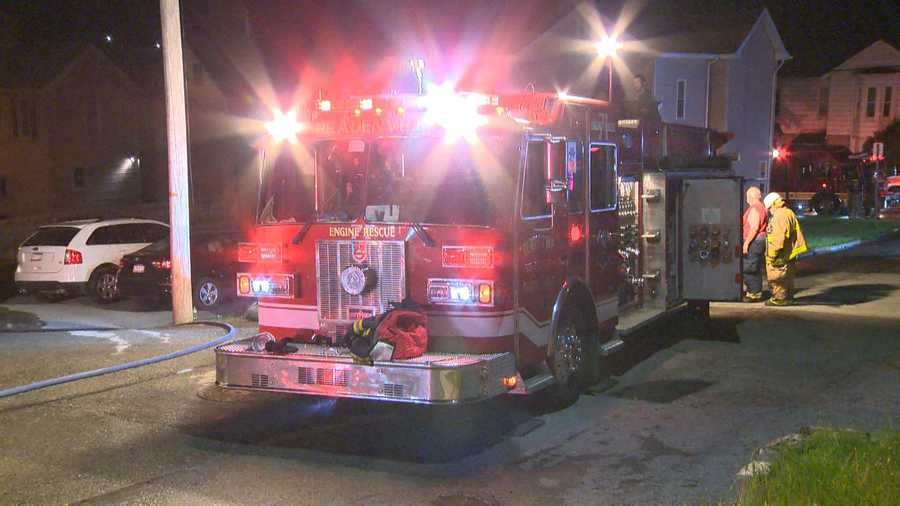 Fire inside of home in Derry Borough