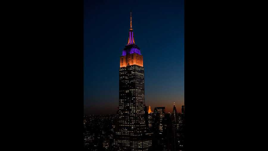 Empire State Building Clemson