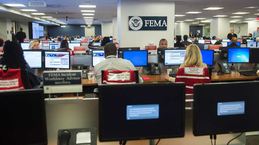 The Department of Homeland Security inspector general said on March 22, 2019, that the Federal Emergency Management Agency unlawfully shared the private information of 2.3 million hurricane and wildfire survivors with a federal contractor that was helping them find temporary housing.
