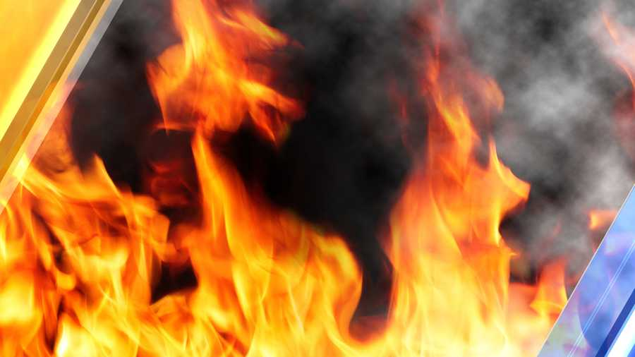 Fire departments in Davie County are responding to a church fire.