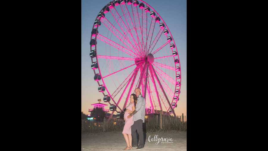 Skywheel gender reveal