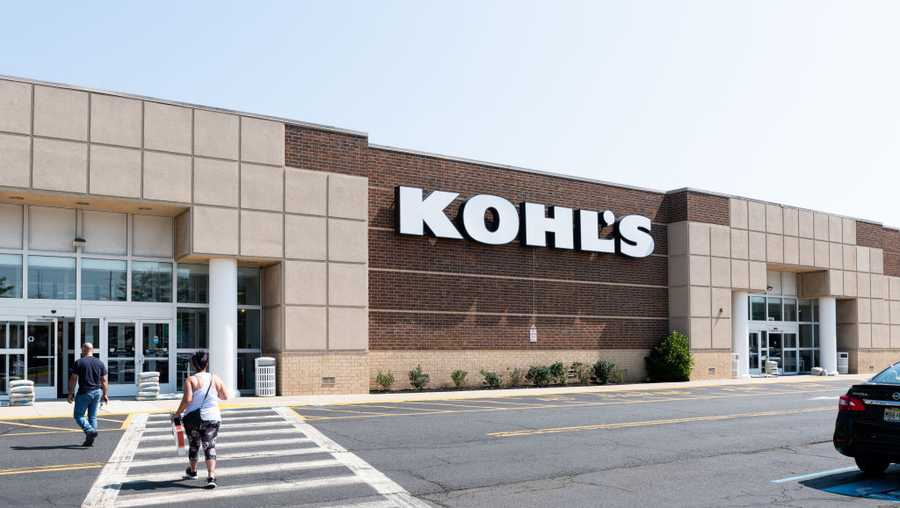 Kohl's store in Woodland Park, New Jersey.