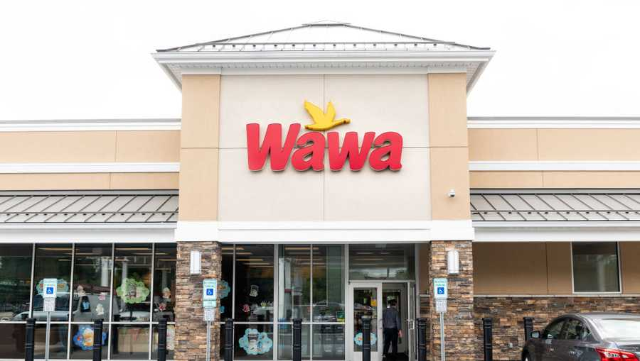 Wawa store file photo