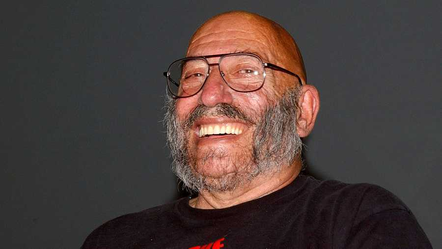 Sid Haig during Creation Entertainment Presents Fangoria Magazine's Weekend of Horrors - Day 1 at The Burbank Hilton in Los Angeles, California, United States. (Photo by Michael Schwartz/WireImage)