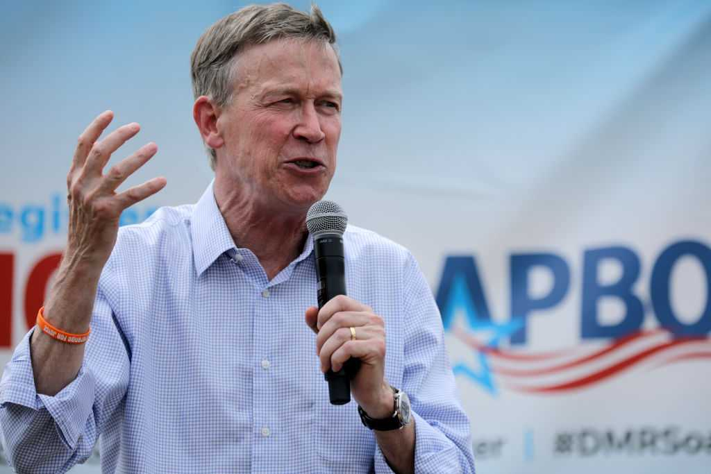 John Hickenlooper to dwell presidential campaign Thursday, sources issue thumbnail