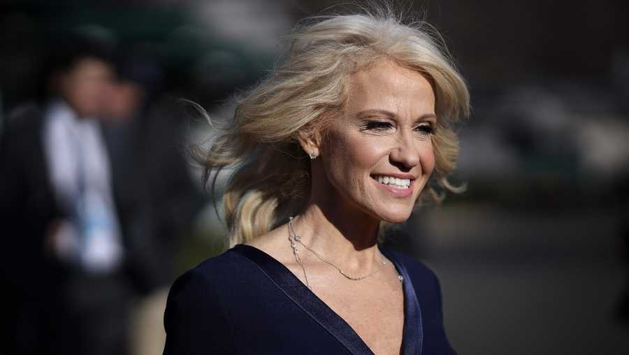 President Trump counselor Kellyanne Conway to leave White House at end of month