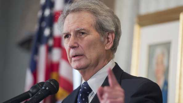 File. Rep. Walter Jones