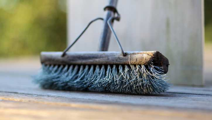 Broom file photo