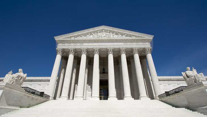 U.S. Supreme Court in Washington